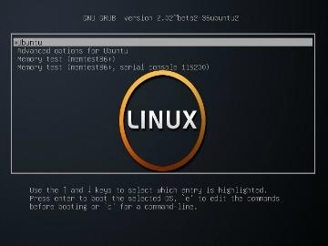 Linux not picking up new kernel