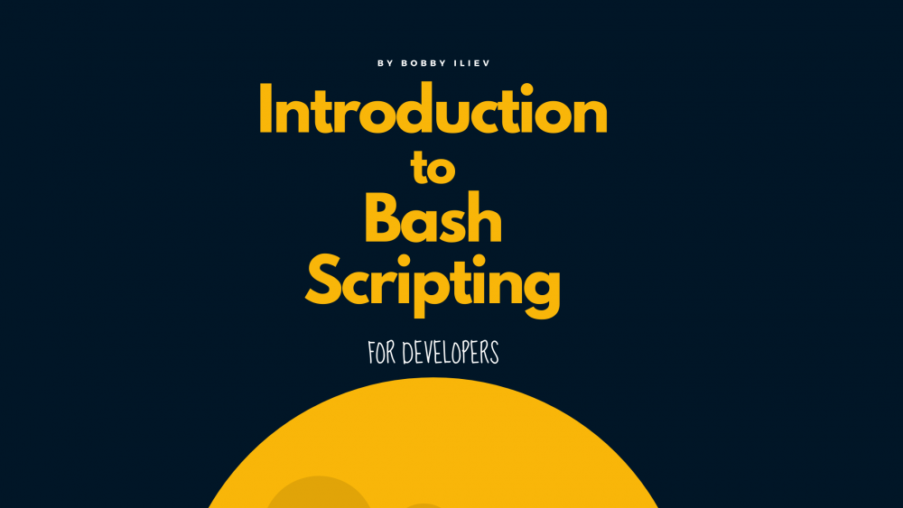 Free book for learning BASH